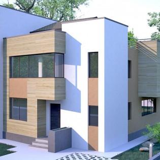 Proiect casa de 206 mp