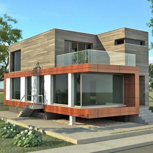 Proiect casa de 237 mp