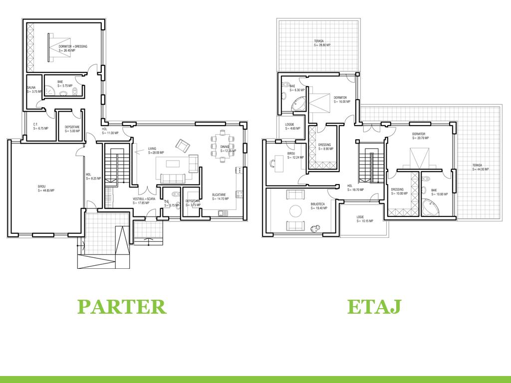 planuri proiect casa antohi 430