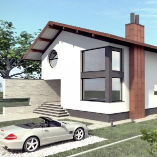 Proiect casa de 256 mp